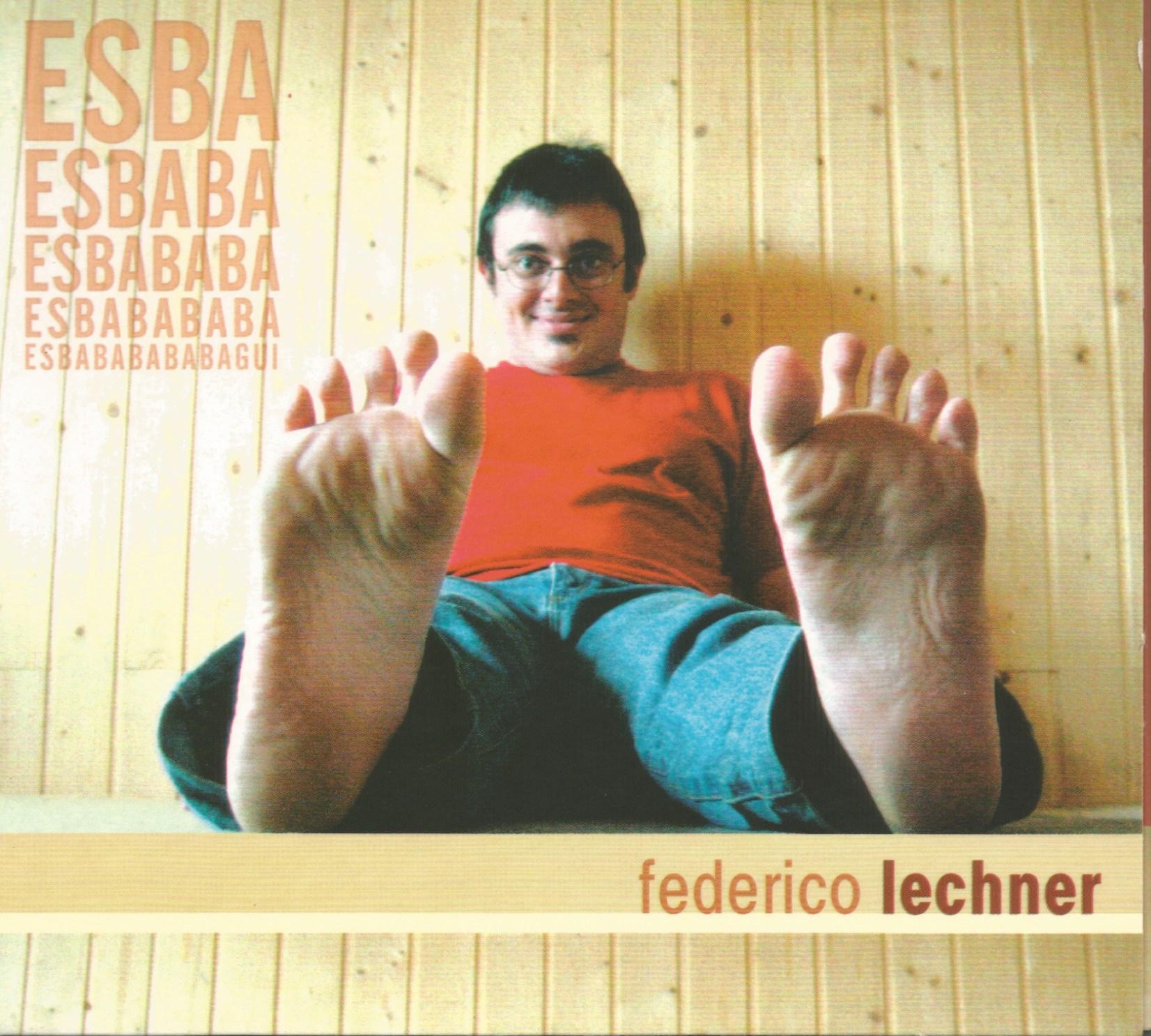 """CD """"ESBA"""". FEDERICO LECHNER"""