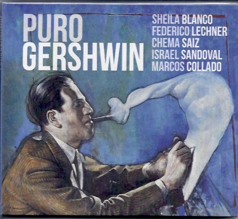 "CD ""PURO GERSHWIN"""